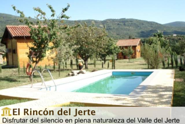 Apartamentos rurales el rinc n del jerte en rebollar caceres - Casas rurales en el jerte con piscina ...