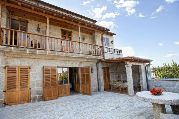 Casa da solaina en carballeda de avia ourense - Apartamentos alquiler ourense ...