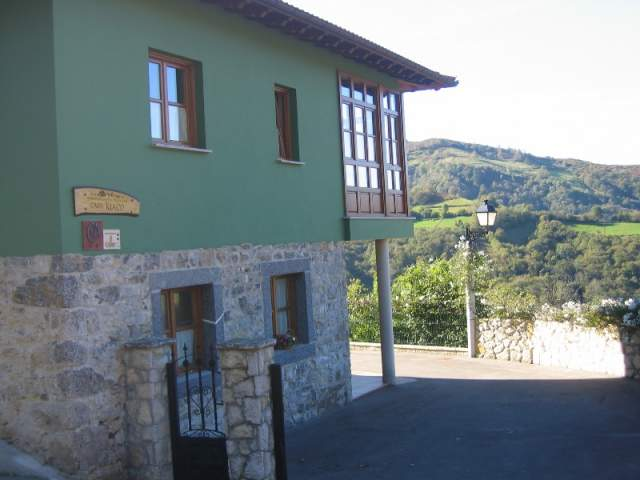 casa rural juaco asturias