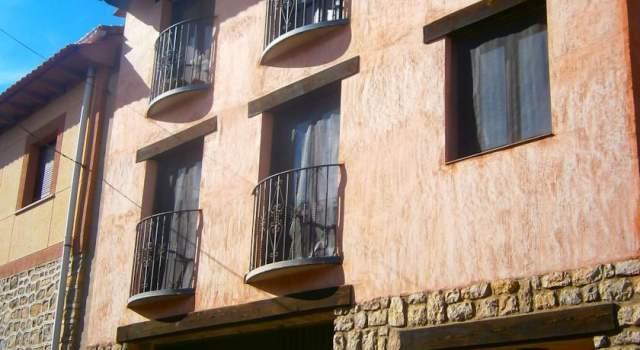 Apartamentos el brezo en albarrac n teruel - Apartamentos en albarracin ...