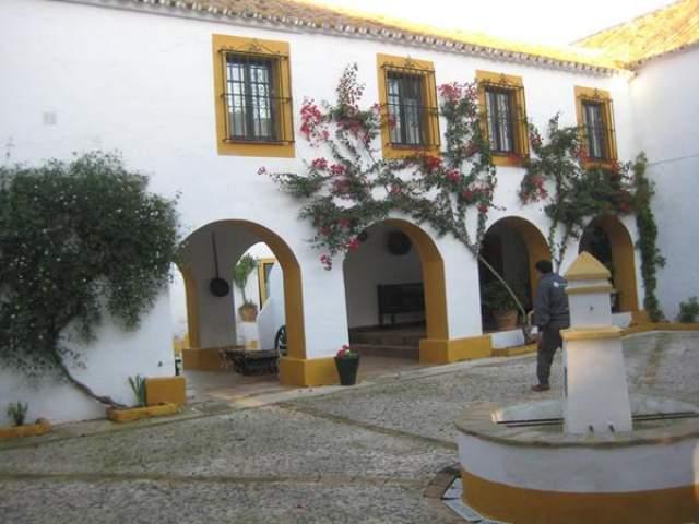 Cortijo hacienda el huerto en montellano sevilla - Cortijos andaluces encanto ...