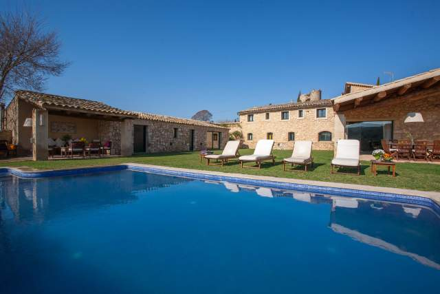 Luxury Villa in a Vineyard - 10 min. from Sitges Beach