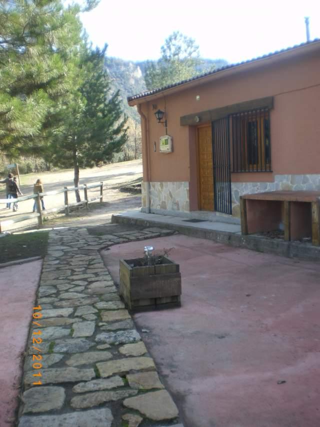 Casas del salto en poveda de la sierra guadalajara - Casas del salto ...