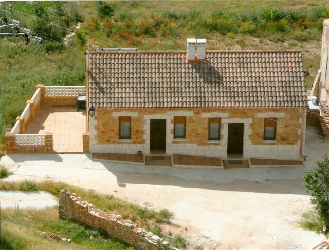 Casas rurales 39 la ni a 39 en villacorza guadalajara - Casas rurales guadalajara baratas ...