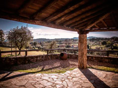 casa rurale La Vega in San Vicente de Alcántara
