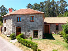 cottage Sendas do Eume in Monfero